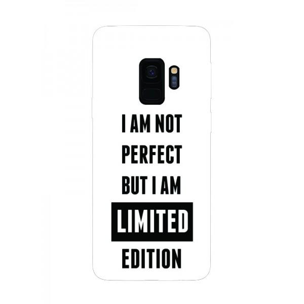 Husa Silicon Soft Upzz Print Samsung Galaxy S9 Model Limited Edition imagine itelmobile.ro 2021