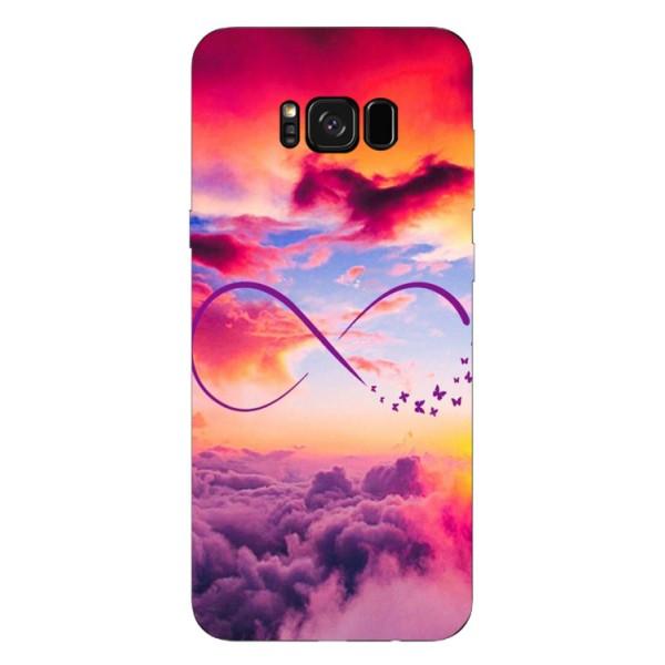 Husa Silicon Soft Upzz Print Samsung S8+ Plus Infinity imagine itelmobile.ro 2021