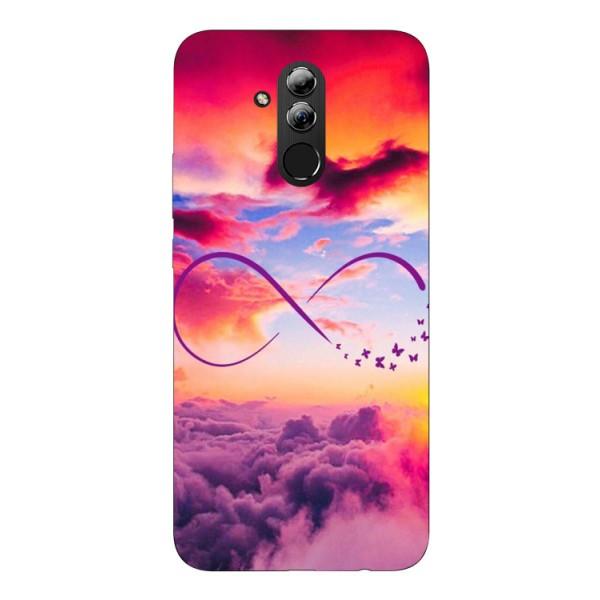 Husa Silicon Soft Upzz Print Huawei Mate 20 Lite Model Infinity imagine itelmobile.ro 2021