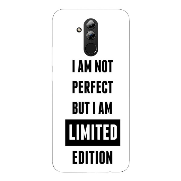 Husa Silicon Soft Upzz Print Huawei Mate 20 Lite Model Limited Edition imagine itelmobile.ro 2021