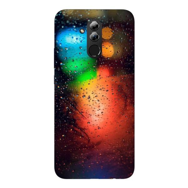 Husa Silicon Soft Upzz Print Huawei Mate 20 Lite Model Multicolor imagine itelmobile.ro 2021