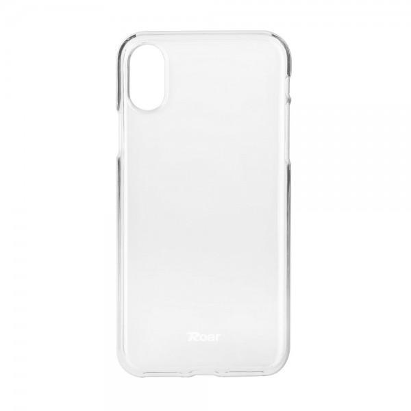 Husa Silicon Anti Shock Roar Jelly Samsung Galaxy M10 Transparenta imagine itelmobile.ro 2021