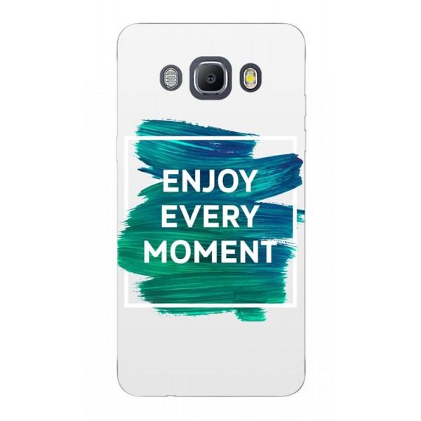 Husa Silicon Soft Upzz Print Samsung J5 2016 Model Enjoy imagine itelmobile.ro 2021