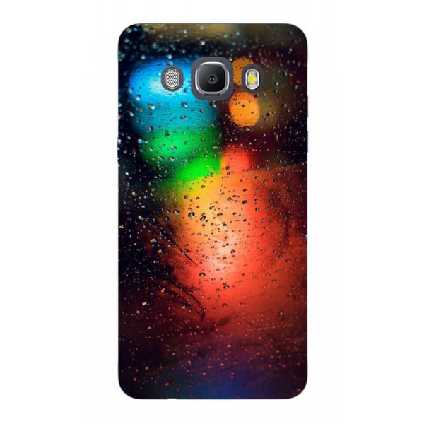 Husa Silicon Soft Upzz Print Samsung J5 2016 Model Multicolor imagine itelmobile.ro 2021