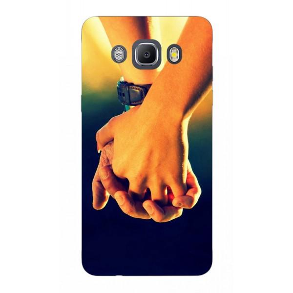 Husa Silicon Soft Upzz Print Samsung J5 2016 Model Together imagine itelmobile.ro 2021
