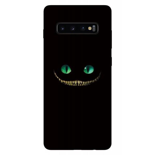 Husa Silicon Soft Upzz Print Samsung Galaxy S10 Plus Model Dragon imagine itelmobile.ro 2021