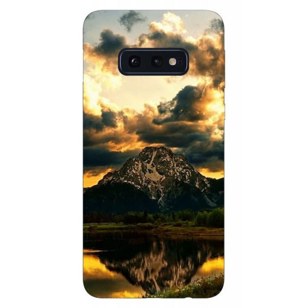 Husa Silicon Soft Upzz Print Samsung Galaxy S10e Model Apus imagine itelmobile.ro 2021