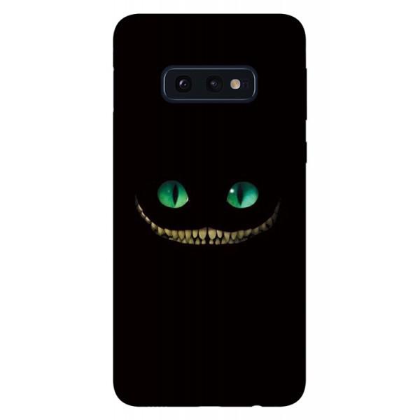 Husa Silicon Soft Upzz Print Samsung Galaxy S10e Model Dragon imagine itelmobile.ro 2021