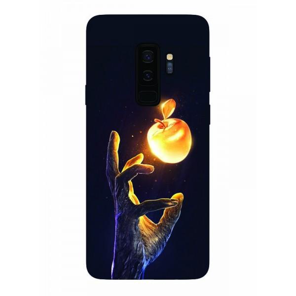 Husa Silicon Soft Upzz Print Samsung Galaxy S9+ Plus Model Reach imagine itelmobile.ro 2021
