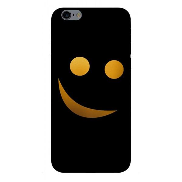 Husa Silicon Soft Upzz Print iPhone 6 / 6s Model Danger imagine itelmobile.ro 2021