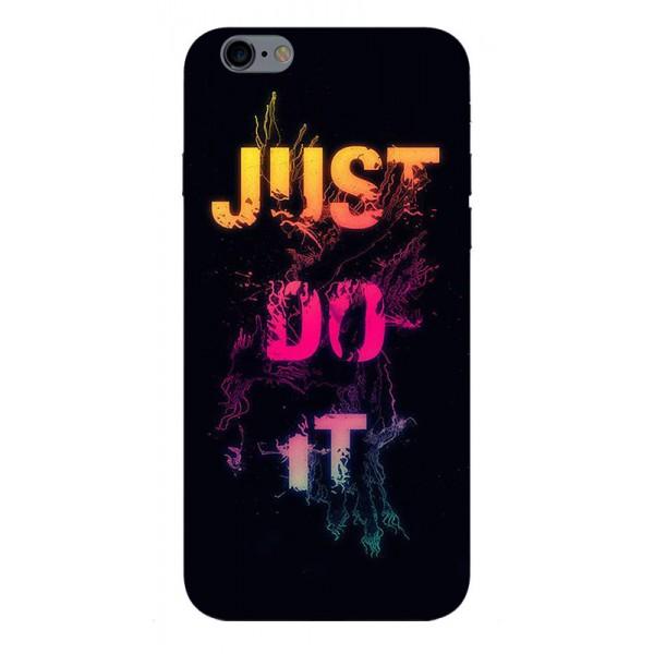 Husa Silicon Soft Upzz Print iPhone 6 / 6s Model Jdi imagine itelmobile.ro 2021