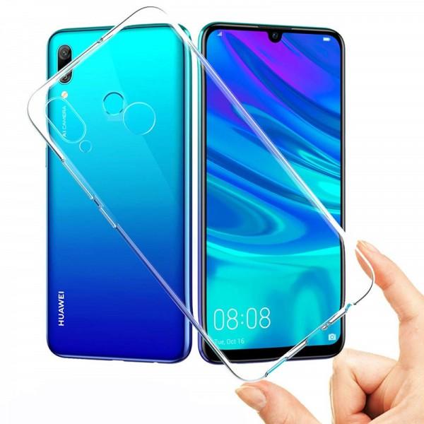 Husa Spate Silicon Ultra Slim Upzz Samsung Galaxy A30 Transparenta imagine itelmobile.ro 2021
