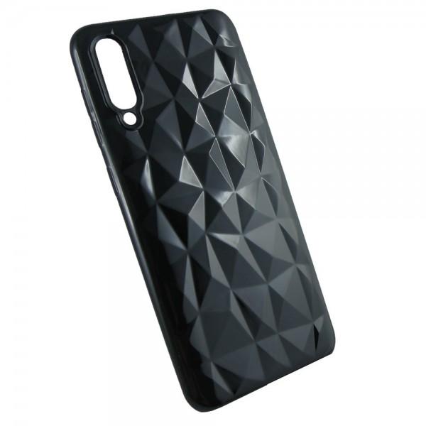 Husa Upss Case Prism Samsung Galaxy M10 Negru Silicon Slim imagine itelmobile.ro 2021