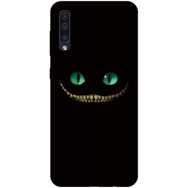 Husa Silicon Soft Upzz Print Samsung Galaxy A50 Model Dragon imagine itelmobile.ro 2021