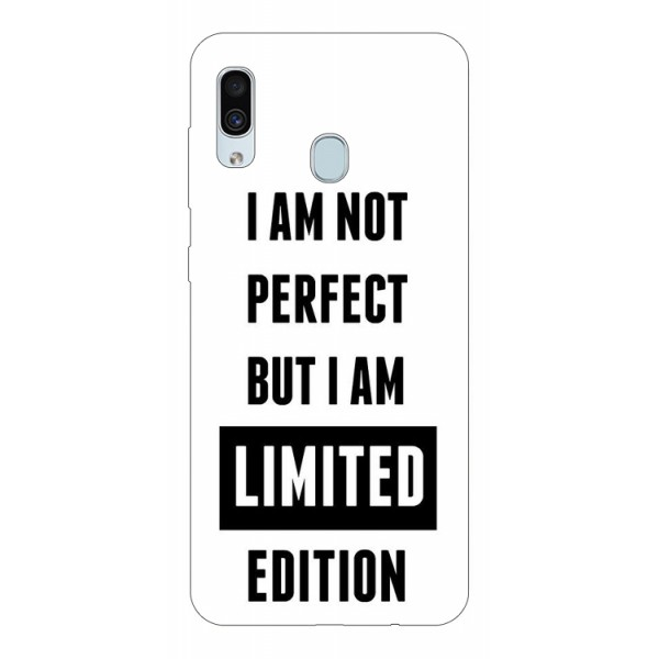 Husa Silicon Soft Upzz Print Samsung Galaxy A30 Model Limited Edition imagine itelmobile.ro 2021