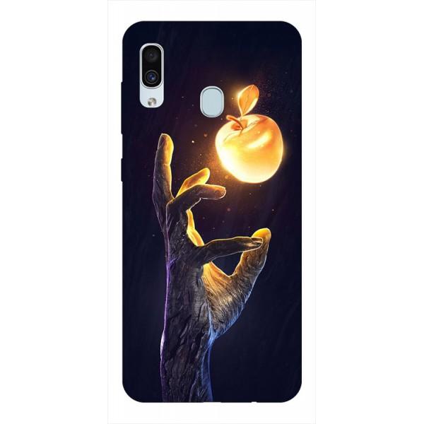 Husa Silicon Soft Upzz Print Samsung Galaxy A30 Model Reach imagine itelmobile.ro 2021