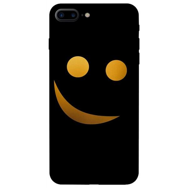 Husa Silicon Soft Upzz Print iPhone 7/8 Plus Model Danger imagine itelmobile.ro 2021