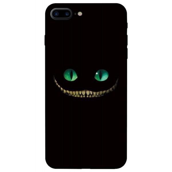 Husa Silicon Soft Upzz Print iPhone 7/8 Plus Model Dragon imagine itelmobile.ro 2021