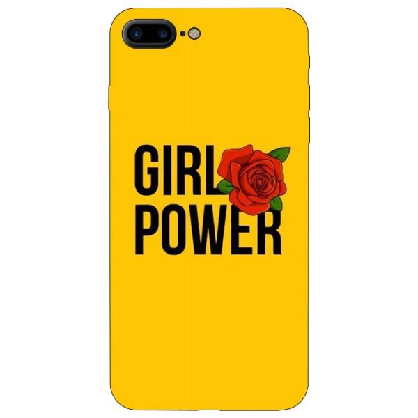 Husa Silicon Soft Upzz Print iPhone 7/8 Plus Model Gp imagine itelmobile.ro 2021