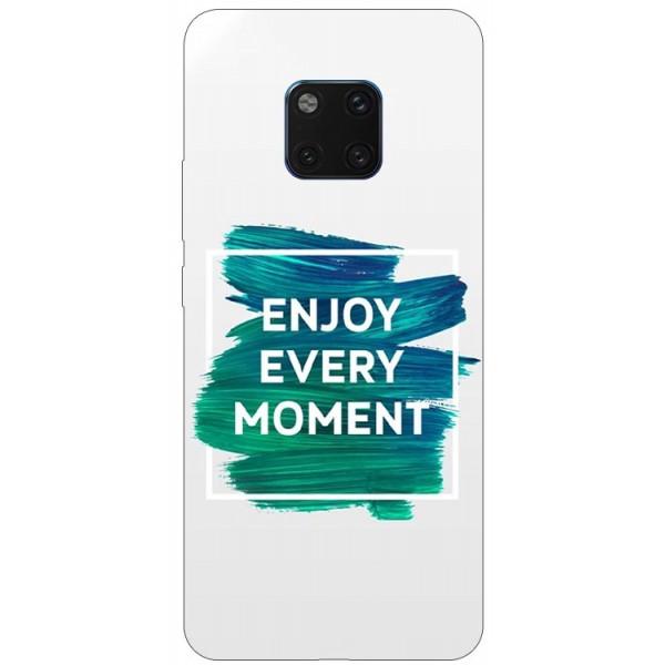 Husa Silicon Soft Upzz Print Huawei Mate 20 Pro Model Enjoy imagine itelmobile.ro 2021