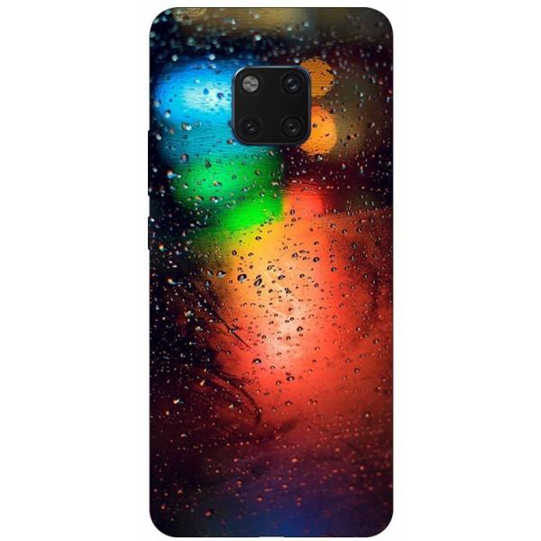 Husa Silicon Soft Upzz Print Huawei Mate 20 Pro Model Multicolor imagine itelmobile.ro 2021