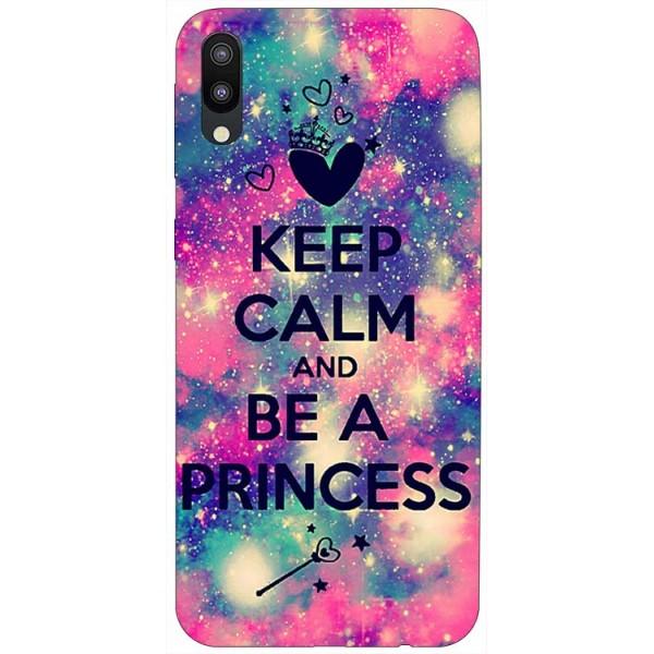 Husa Silicon Soft Upzz Print Samsung Galaxy M10 Model Be A Princess imagine itelmobile.ro 2021