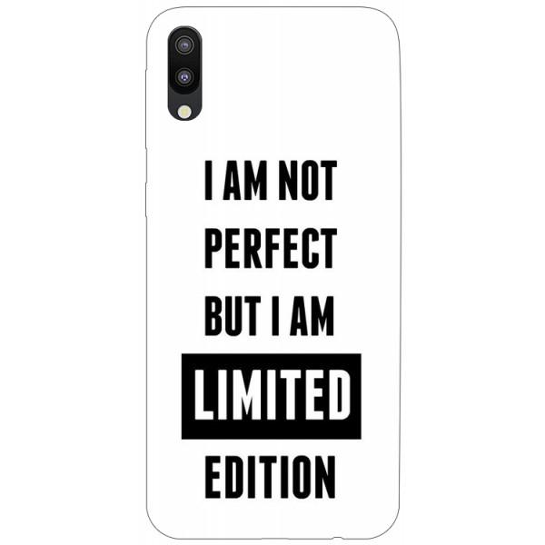Husa Silicon Soft Upzz Print Samsung Galaxy M10 Model Limited Edition imagine itelmobile.ro 2021