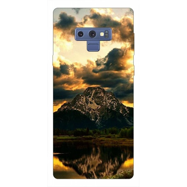Husa Silicon Soft Upzz Print Samsung Galaxy Note 9 Model Apus imagine itelmobile.ro 2021