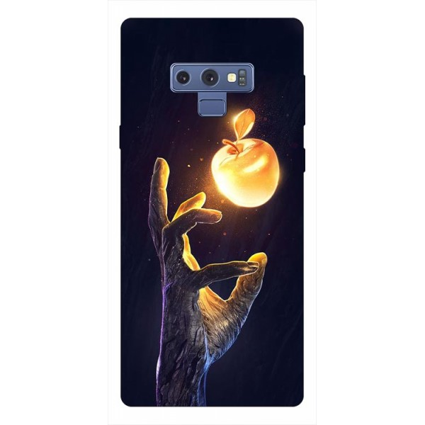 Husa Silicon Soft Upzz Print Samsung Galaxy Note 9 Model Reach imagine itelmobile.ro 2021