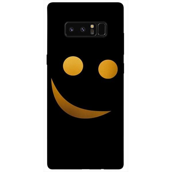 Husa Silicon Soft Upzz Print Samsung Galaxy Note 8 Model Danger imagine itelmobile.ro 2021