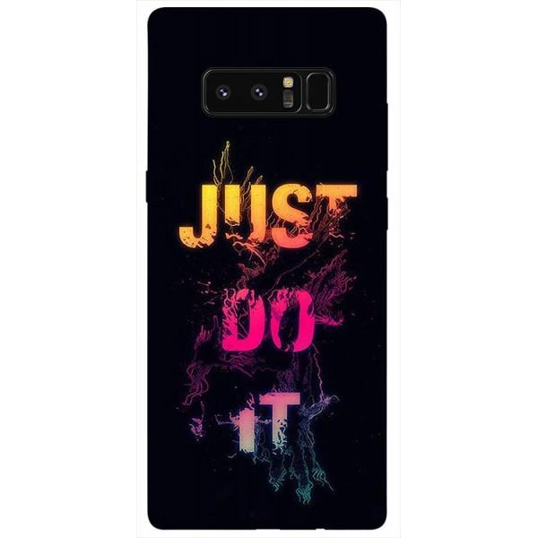 Husa Silicon Soft Upzz Print Samsung Galaxy Note 8 Model Jdi imagine itelmobile.ro 2021
