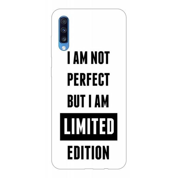 Husa Silicon Soft Upzz Print Samsung A70 Model Limited Edition imagine itelmobile.ro 2021