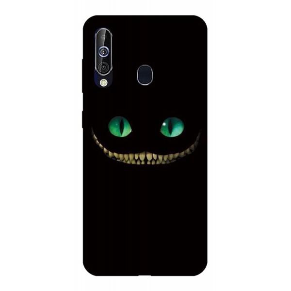 Husa Silicon Soft Upzz Print Samsung Galaxy A60 Model Dragon imagine itelmobile.ro 2021