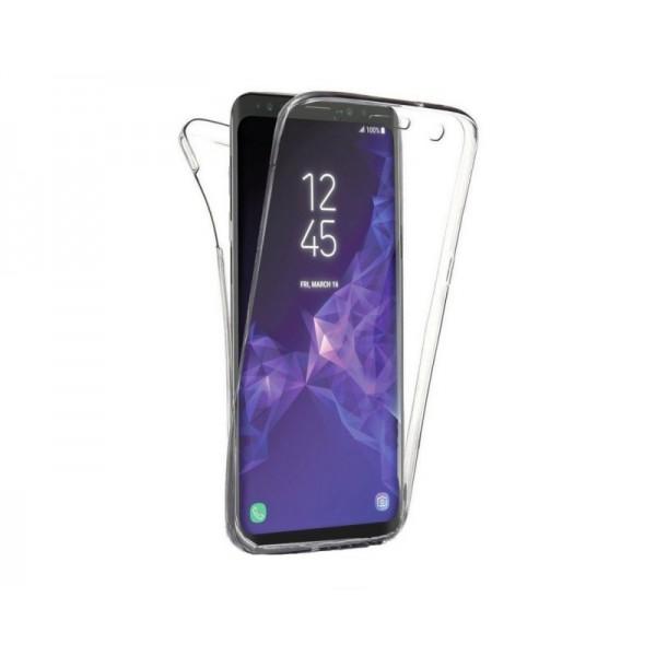 Husa 360 Grade Full Cover Upzz Case Silicon Samsung Galaxy A70 Transparenta imagine itelmobile.ro 2021