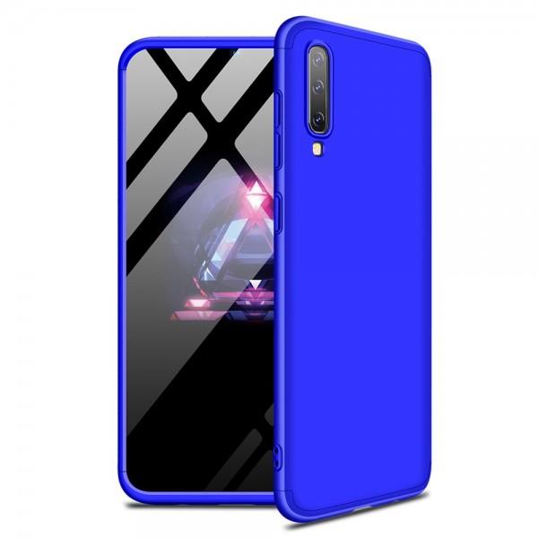 Husa 360 Grade Upzz Protection Samsung Galaxy A70 Blue imagine itelmobile.ro 2021