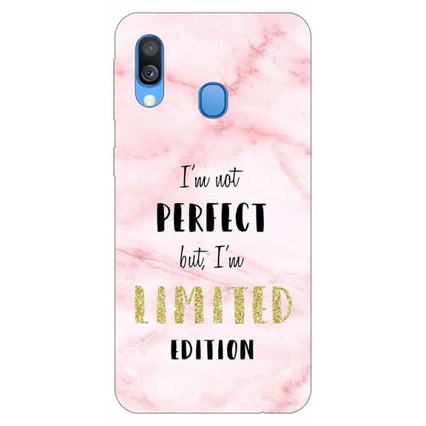 Husa Silicon Soft Upzz Print Samsung Galaxy A20e Model Limited Edition 1 imagine itelmobile.ro 2021