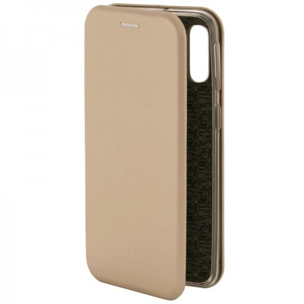 Husa Flip Carte Cu Magnet Lux Upzz Samsung Galaxy A10 Gold imagine itelmobile.ro 2021
