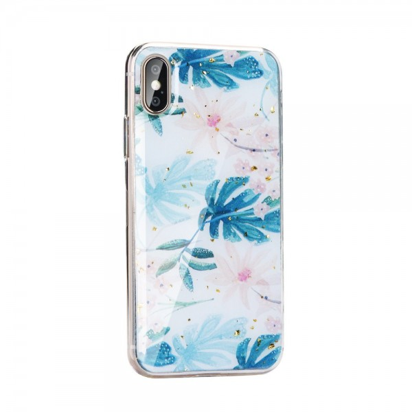Husa Spate Forcell Marble Silicone Samsung Galaxy A10 Design 2 imagine itelmobile.ro 2021