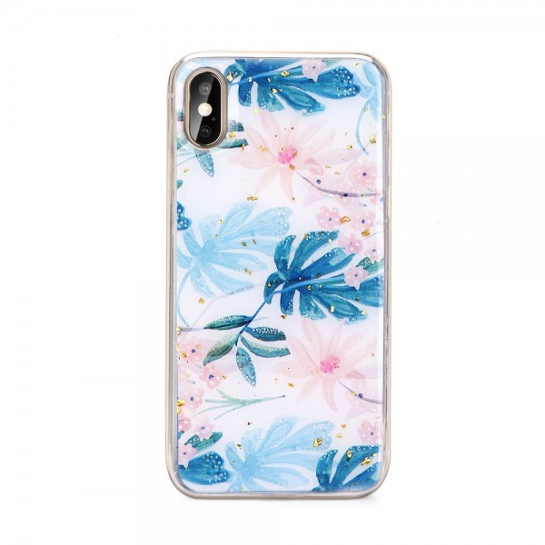 Husa Spate Forcell Marble Silicone Samsung Galaxy A70 Design 2 imagine itelmobile.ro 2021