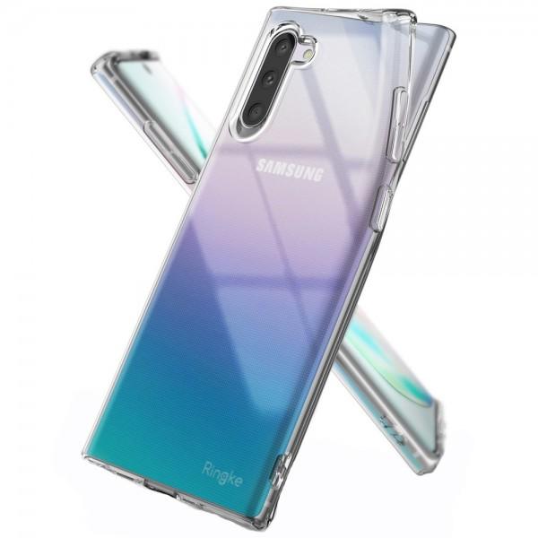 Husa Premium Ringke Air Samsung Galaxy Note 10 Transparenta imagine itelmobile.ro 2021