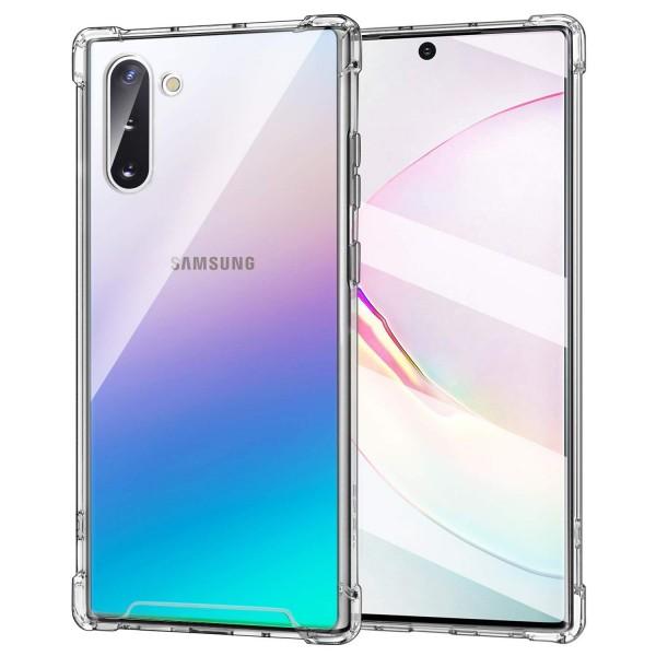 Husa Premium Upzz Anti-shock Tpu Silicon Crystal Clear Samsung Galaxy Note 10 Transparenta imagine itelmobile.ro 2021