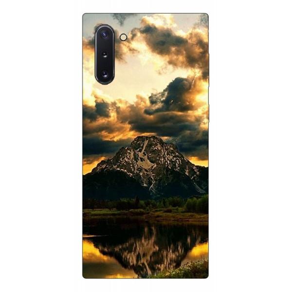 Husa Premium Upzz Print Samsung Galaxy Note 10 Model Apus imagine itelmobile.ro 2021