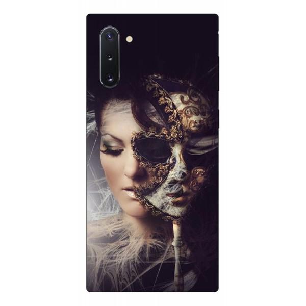 Husa Premium Upzz Print Samsung Galaxy Note 10 Model Carnaval imagine itelmobile.ro 2021
