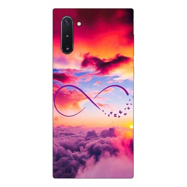 Husa Premium Upzz Print Samsung Galaxy Note 10 Model Infinity imagine itelmobile.ro 2021
