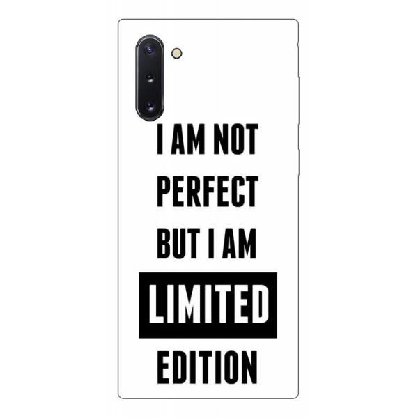 Husa Premium Upzz Print Samsung Galaxy Note 10 Model Limited Edition imagine itelmobile.ro 2021