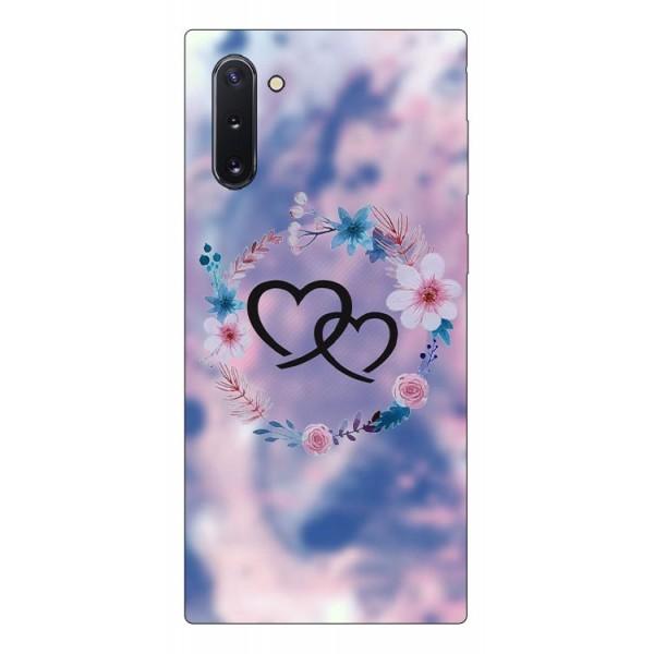 Husa Premium Upzz Print Samsung Galaxy Note 10 Model Love imagine itelmobile.ro 2021