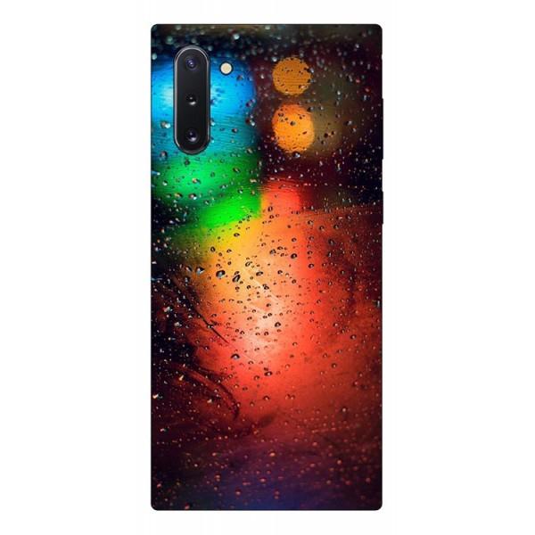 Husa Premium Upzz Print Samsung Galaxy Note 10 Model Multicolor imagine itelmobile.ro 2021