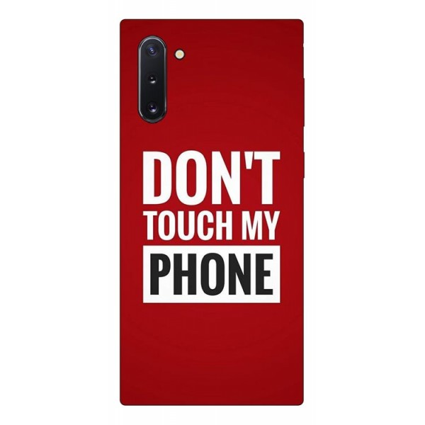 Husa Premium Upzz Print Samsung Galaxy Note 10 Model My Phone imagine itelmobile.ro 2021