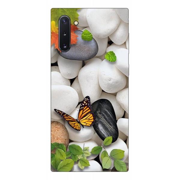 Husa Premium Upzz Print Samsung Galaxy Note 10 Model Zen imagine itelmobile.ro 2021