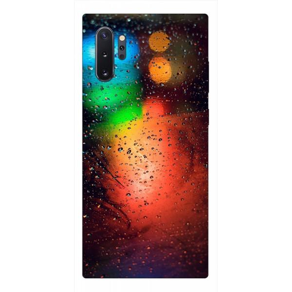 Husa Premium Upzz Print Samsung Galaxy Note 10+ Plus Model Multicolor imagine itelmobile.ro 2021